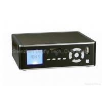 """EN388C2 3.5""""SATA 1080I HDMI RM/MKV HDD Media Player/DVR SD Card reader HOST/LAN"""