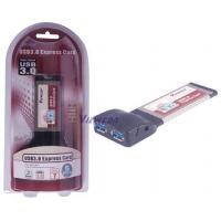 USB3.0 2Port Express Card