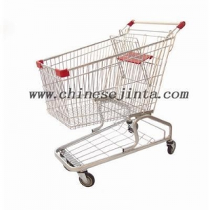 China supermarket trolley on sale