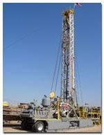 China Drilling rigs 1500m se... on sale