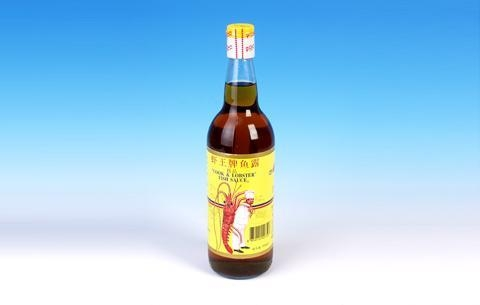 China Masterpiece of Cook & Lobster Fish Sauce from Thailand