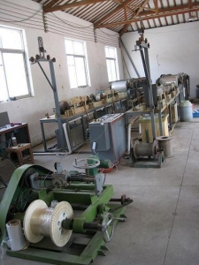 China silver-plated copper wire production Line on sale