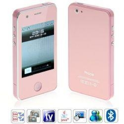 China K628 Quad Band Single Card with Wifi Java Multi-touch Capacitive Touch Screen Cell Phone on sale