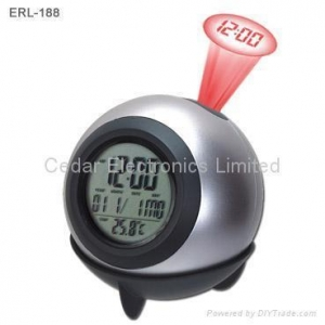 China LCD Projection Alarm Clock on sale