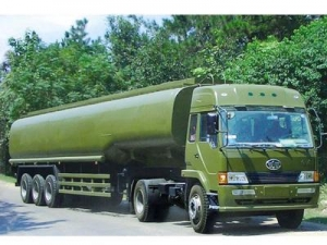 China Fuel Trailer -- CSC9400GYY on sale