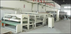 China HXCC-2000-2 Layered Type Honeycomb Paper (Core) Production Line (Cascading Type) on sale