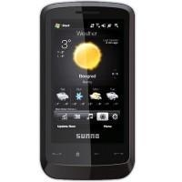 China Sunno HDi Windows Mobile Phone 6.5 Camera 5MP Auto Focus WiFi GPS Bluetooth on sale