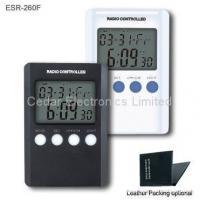 China Portable Multi-Band Radio Controlled Clock on sale