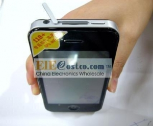 China Newest Iphone 4 I18+ Built-in battery, WIFI, GPS, smart phone on sale