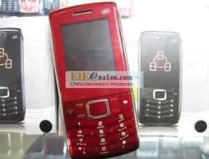 China Cheap triple sim card three standby gsm mobile phone on sale