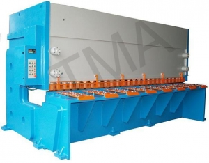 China GFNS Series Guillotine Shearer on sale