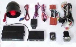 China Engine Start/Stop Smart Key Car Alarm System on sale