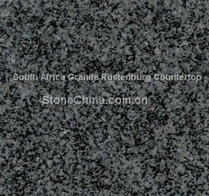 China South Africa Granite Rustenburg Countertop on sale