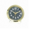 China Alarm Clock, Customer's Logos are Accepted, Measures 10 x 6.1 x 10.6cm for sale