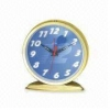 China Alarm Clock with Metal Case, Measures 13.1 x 6.5 x 12.4cm, Customized Logos are Accepted for sale