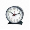 China Alarm Clock with Glow Numerals, Customer's Logos are Accepted, OEM Orders are Welcome for sale