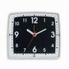 China Quartz Alarm Clock, OEM Orders are Welcome, Measures 11 x 12 x 6cm for sale