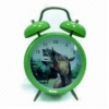China Quartz Alarm Clock with Horse Sound for sale