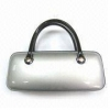 China Metal Eyeglass Case with PU and PVC Covers, Available in Various Styles for sale