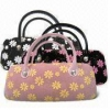 China Handbag Shape Eyeglass Cases with PVC Cover, Measures 163 x 65 x 55mm for sale