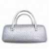 China Eyeglass Case in Handbag Shape, Available in White and Black for sale