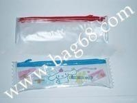 China B-520pvc plastic handle bag on sale