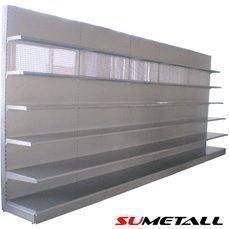 China Euro type shop shelvings and gondola shelvings system on sale