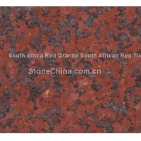 China South Africa Red Granite South African Red Tile on sale