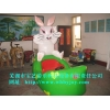 China Small white rabbit gasification storage battery car for sale