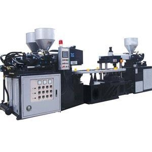 China sole injection molding machine on sale