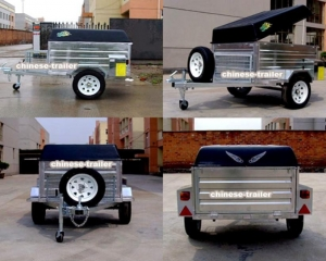 China camping motorcycle trailer XZ-CP1 on sale