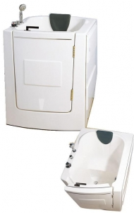 China Walk-in bathtubs with door PD-W101 on sale