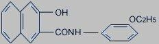 China Naphthol AS-PH(2-hydroxy-3-naphthoic acid o-ethoxyanilide) on sale
