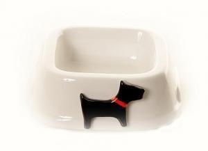 China Bonnie Ceramic Dog Bowl on sale