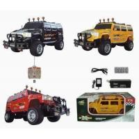1:4 R/C Hummer (square remote control)