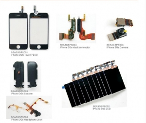 China iphone 3gs repair parts on sale