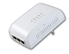 China 200M Powerline 3 Ports Switch on sale