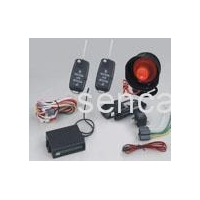 1way Car Alarm Remote with Flip Key