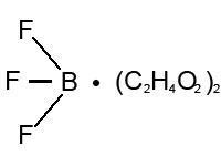 China Boron fluoride-acetic acid complex on sale
