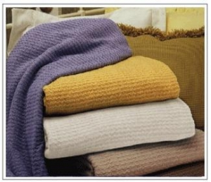 China Caroline Cotton Thermal Blankets SC0015 on sale