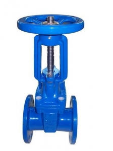 China 815-F Ductile iron resilient seat RS gate valve on sale