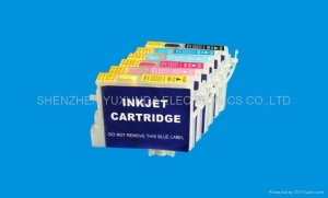 China R200 R210 R260 1400 R270 1390 1410 RX700 Refillable Inkjet Cartridge on sale