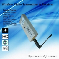 Personal Wireless AV sender