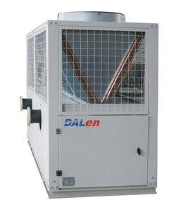 China Air-cooled modular chillers on sale