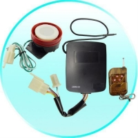 China Motorcycle Security Alarm and Immobilizer System with Remote on sale