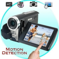 China Deluxe HD Camcorder with 3 Inch Touchscreen + 60FPS on sale