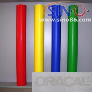 China Oracal self adhesive vinyl film for car on sale