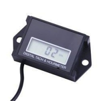 China ZCE01 Gas Engine Hour Meter and Tachometer on sale