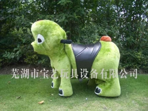 China Electrically operated small dinosaur on sale