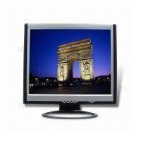 VS-9821. CCTV 21-inch LCD Monitor with Horizontal and Vertical Position Picture Adjustment